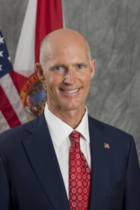 Governor Rick Scott of Florida